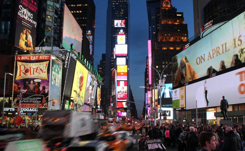 Wann finden in New York welche Events statt?