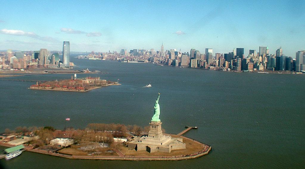 New York Helicopter Rundflug (Bild: New York Geheimtipps / Jürgen Kroder)