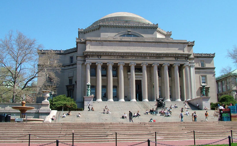 Columbia University in New York (Bild: New York Geheimtipps / Jürgen Kroder)