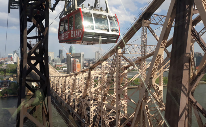 Roosevelt Island Tramway (Bild: Jürgen Kroder)