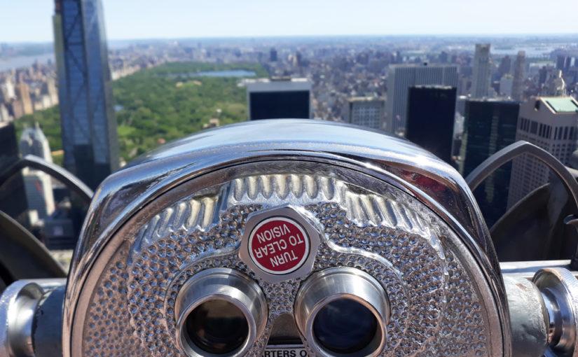 New York Aussicht (Bild: Jürgen Kroder)